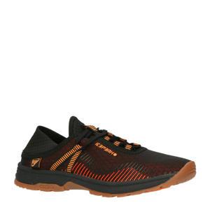 Anzio Ms outdoor schoenen zwart/oranje