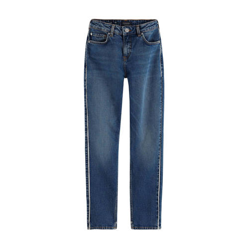 Scotch & Soda slim fit jeans donkerblauw