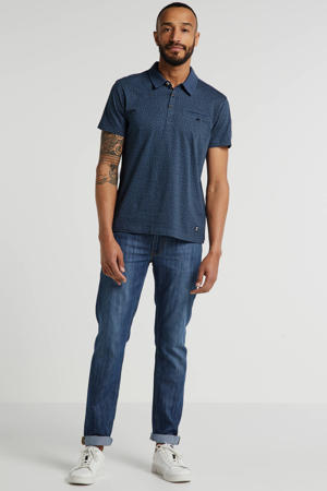 straight fit jeans true blue