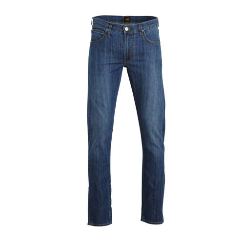 Lee straight fit jeans true blue