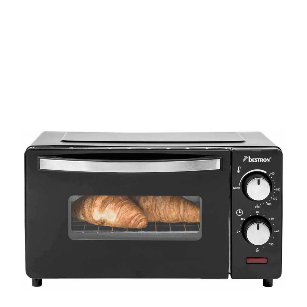 Bestron  elektrische oven, Zwart