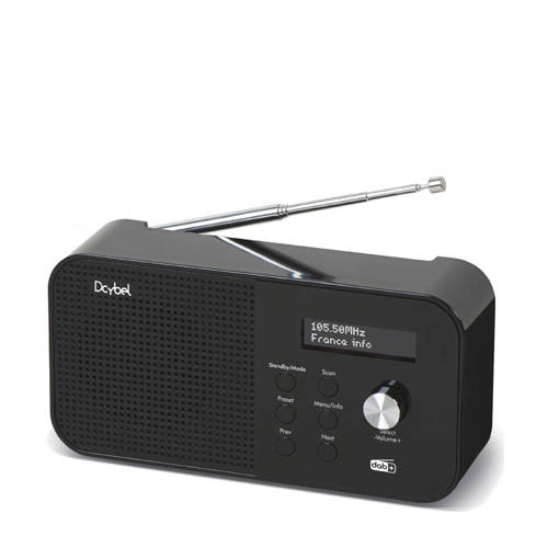 Dcybel R300 DAB radio