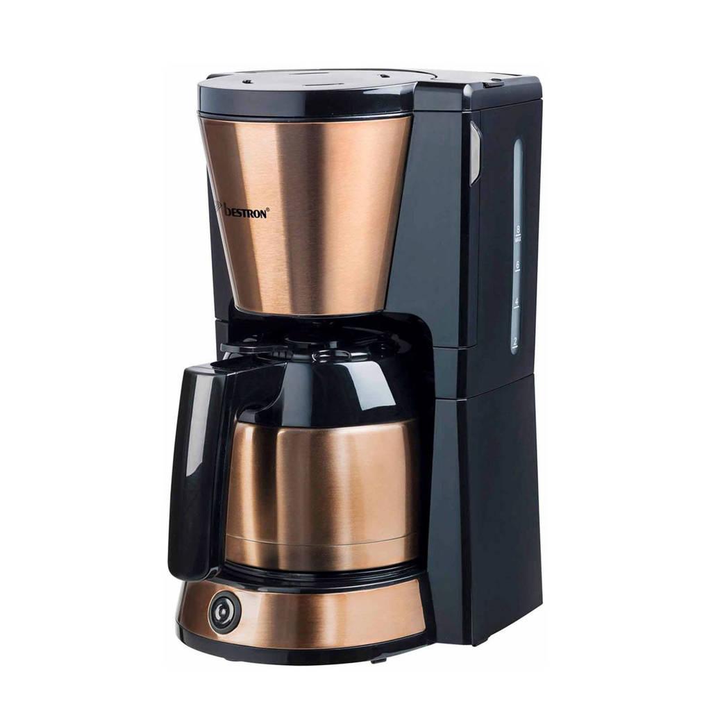 Bestron ACM1000CO koffiezetapparaat, Koper