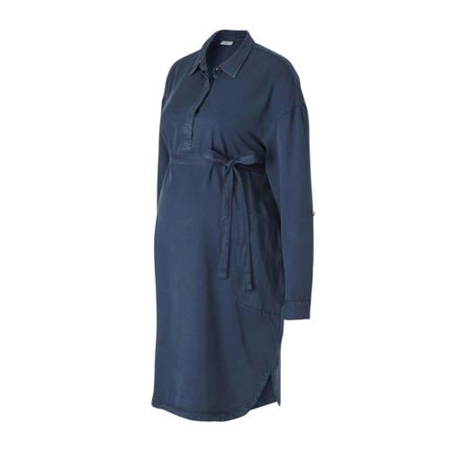C&A Yessica zwangerschapsjurk donkerblauw