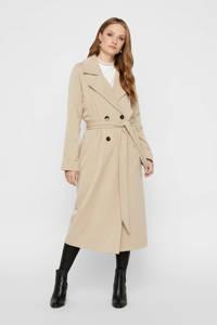 Y.A.S coat met ceintuur taupe, Taupe