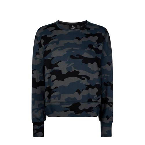 CALVIN KLEIN PERFORMANCE sweater camouflageprint g