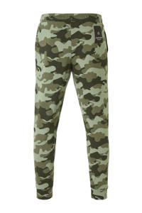 CALVIN KLEIN PERFORMANCE   joggingbroek camouflageprint groen, Groen