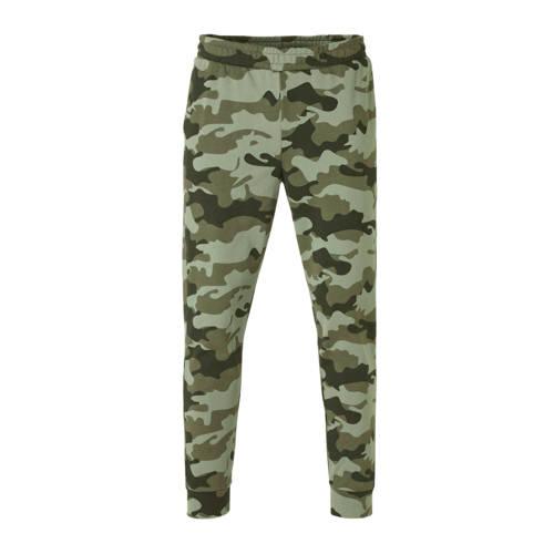 CALVIN KLEIN PERFORMANCE joggingbroek camouflagepr