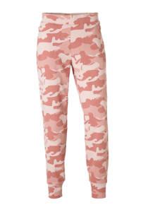 CALVIN KLEIN PERFORMANCE joggingbroek camouflageprint roze, Roze