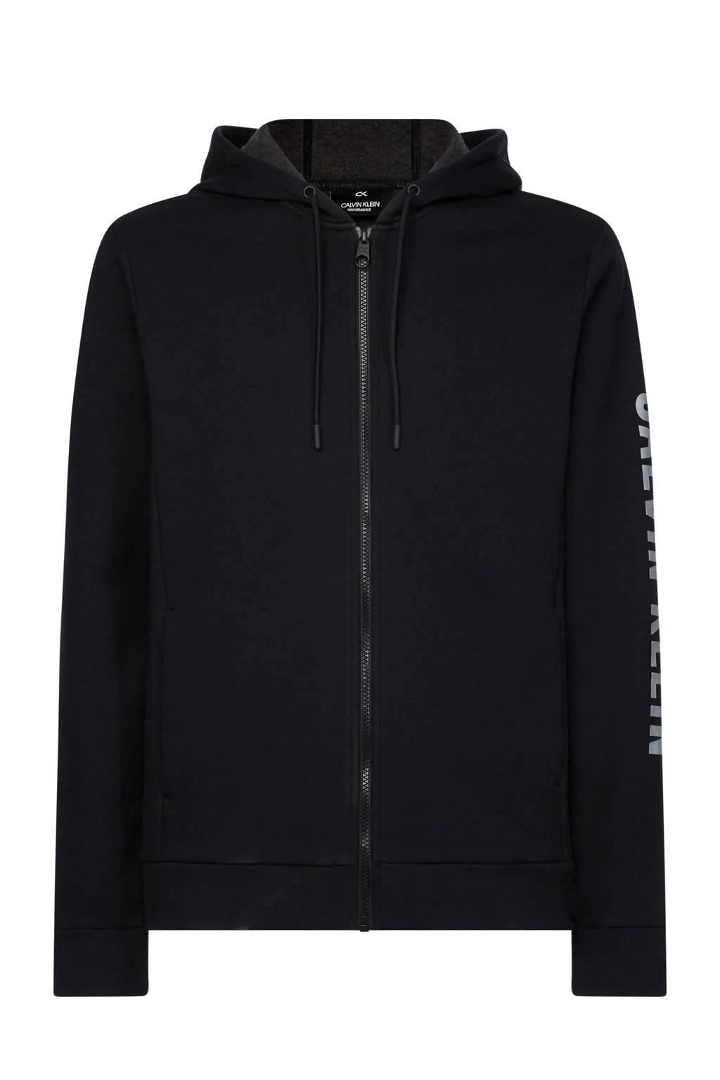CALVIN KLEIN PERFORMANCE   vest zwart, Zwart