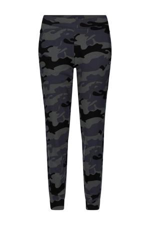 joggingbroek camouflageprint