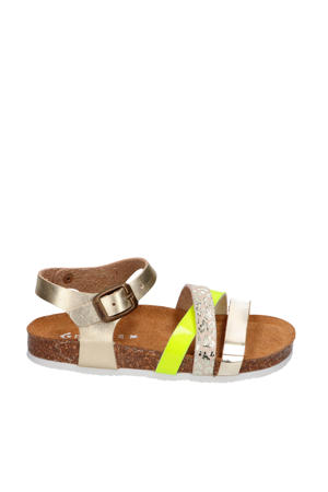 Saar Spain  sandalen goud