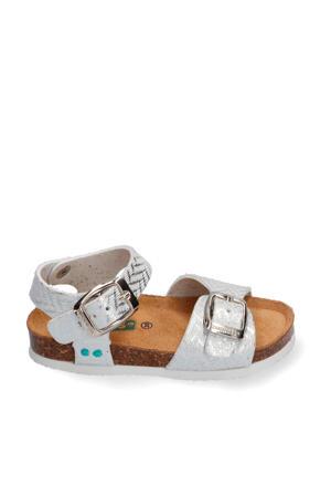 Babette Beach  sandalen zilver
