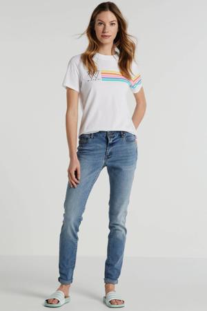 slim fit jeans Zoë blauw