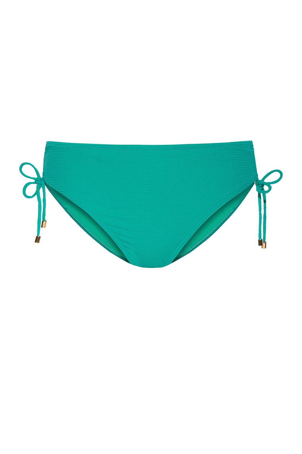 Cyell high waist bikinibroekje groen, Groen