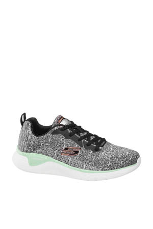sneakers grijs gemêmeleerd