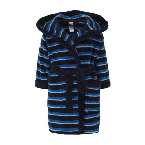 C&A Palomino badjas streep donkerblauw