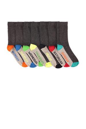 sokken set van 7 paar