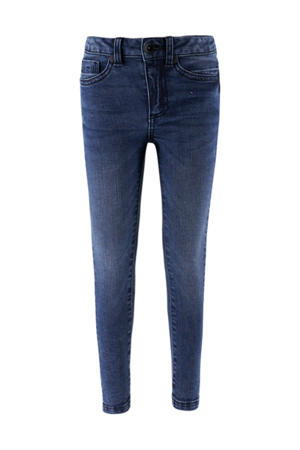 high waist skinny jeans dark denim