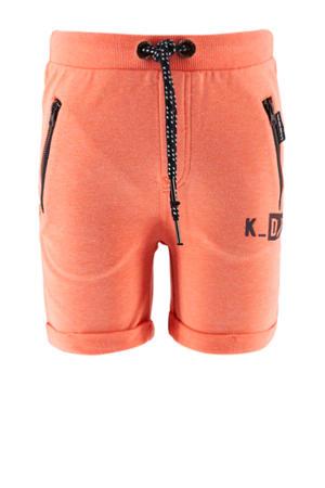 sweatshort oranje
