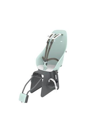 fietsstoeltje + frame montagebeugel blauw/wit