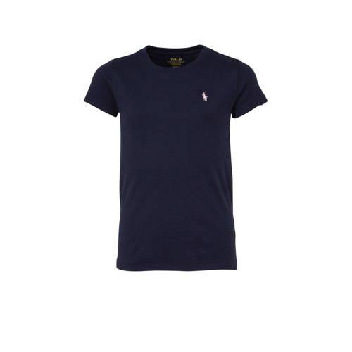 POLO Ralph Lauren T-shirt met logo en borduursels