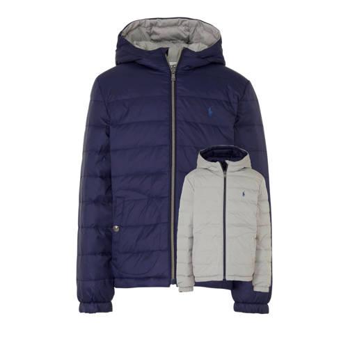 POLO Ralph Lauren reversible jas met borduursels d