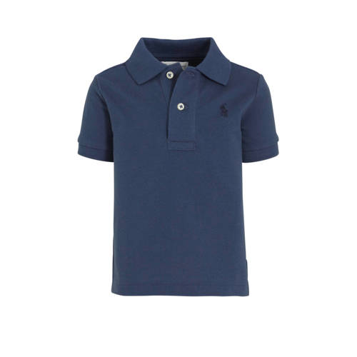 POLO Ralph Lauren baby polo en borduursels donkerb