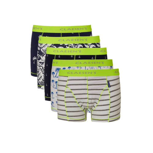 Claesen's boxershorts - set van 5