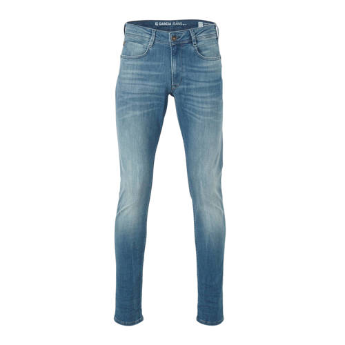 Garcia tapered slim fit jeans light used