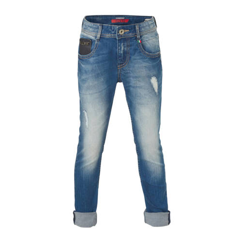 Vingino skinny jeans Aitor light denim stonewashed