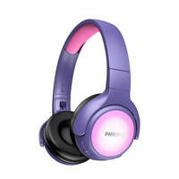 Philips TAKH402PP/00 Bluetooth over-ear koptelefoon, Roze