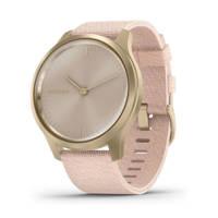 Garmin Vivomove Style smartwatch goud, Goud