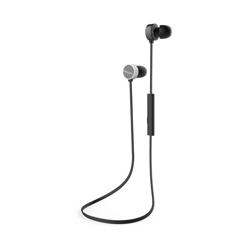 Philips TAUN102BK/00 Bluetooth oortjes, Zwart