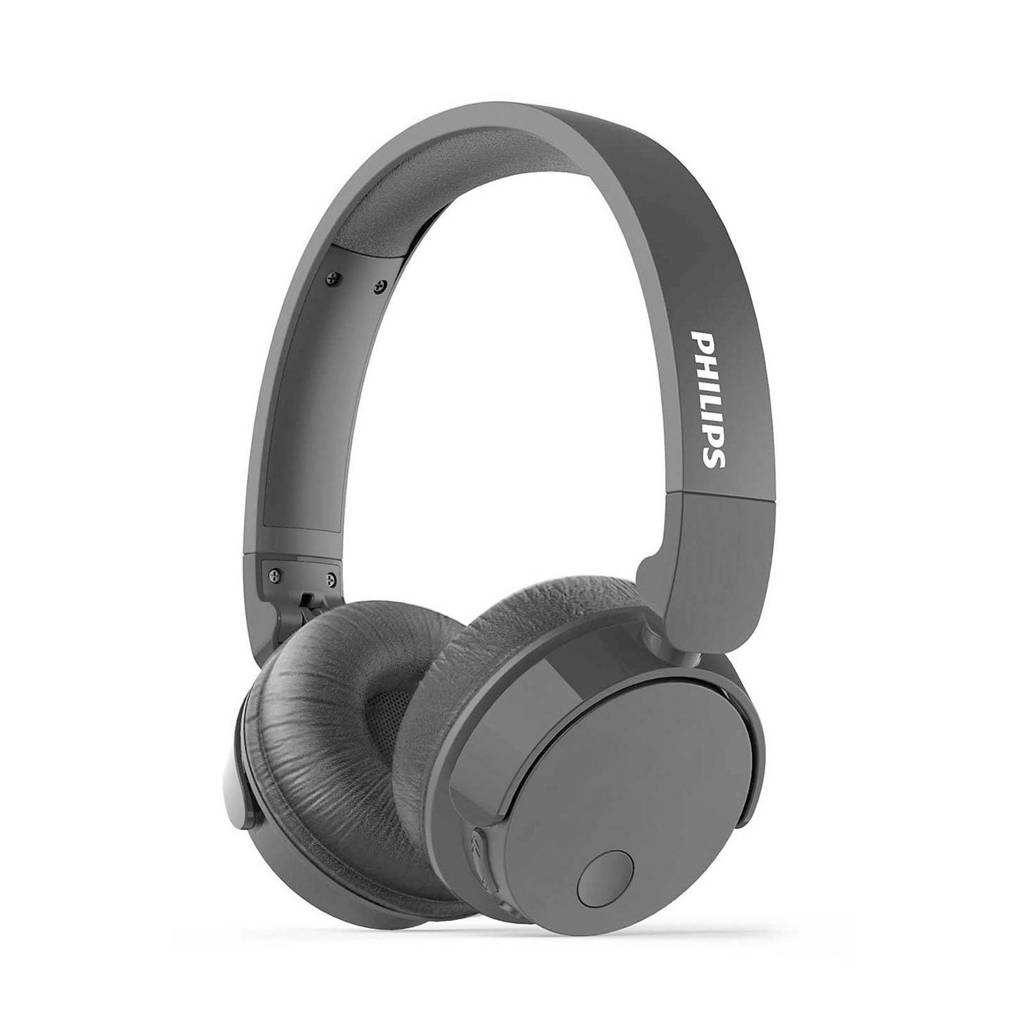 Philips TABH305BK/00 Bluetooth on-ear koptelefoon, Zwart