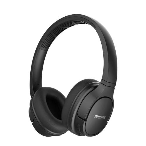 Philips on-ear hoofdtelefoon TASH402BK-00 zwart