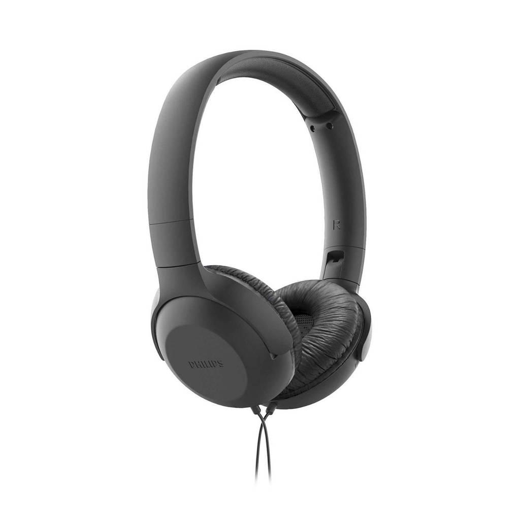 Philips TAUH201BK/00 over-ear koptelefoon, Zwart