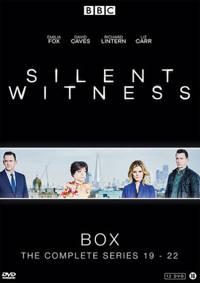 Silent witness - Seizoen 19-22 (DVD)