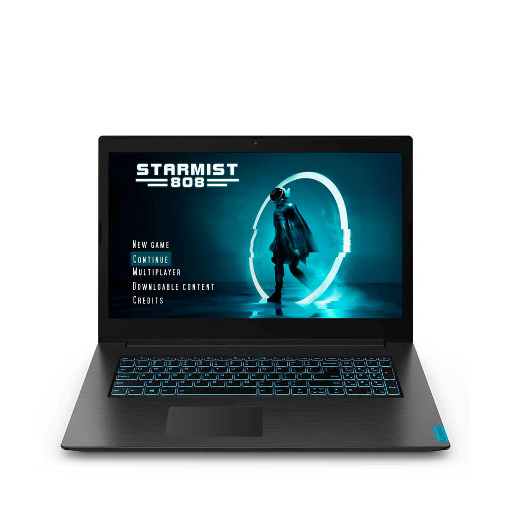 """Lenovo Ideapad L340-17IRH 17.3"""" 17.3 inch Full HD gaming laptop, Zwart"""