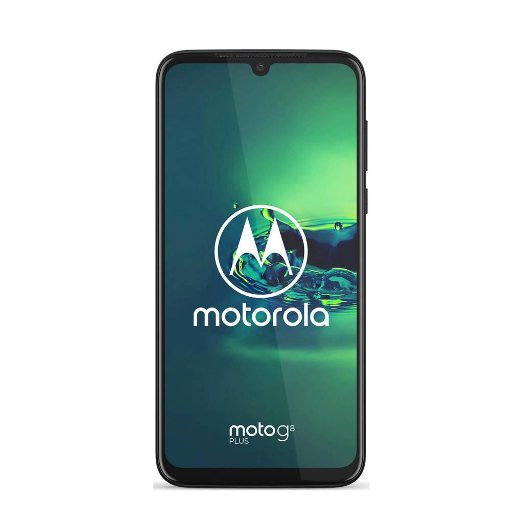 Motorola Moto G8 smartphone, Blauw