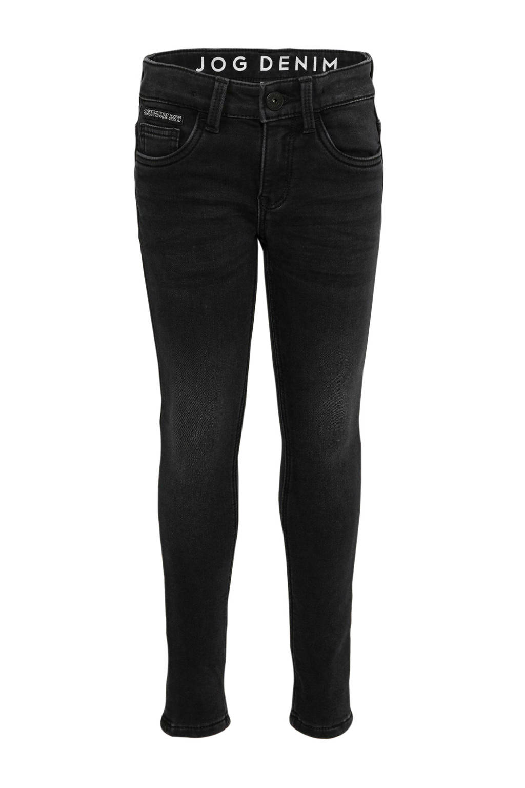 C&A Here & There skinny jog denim zwart, Zwart