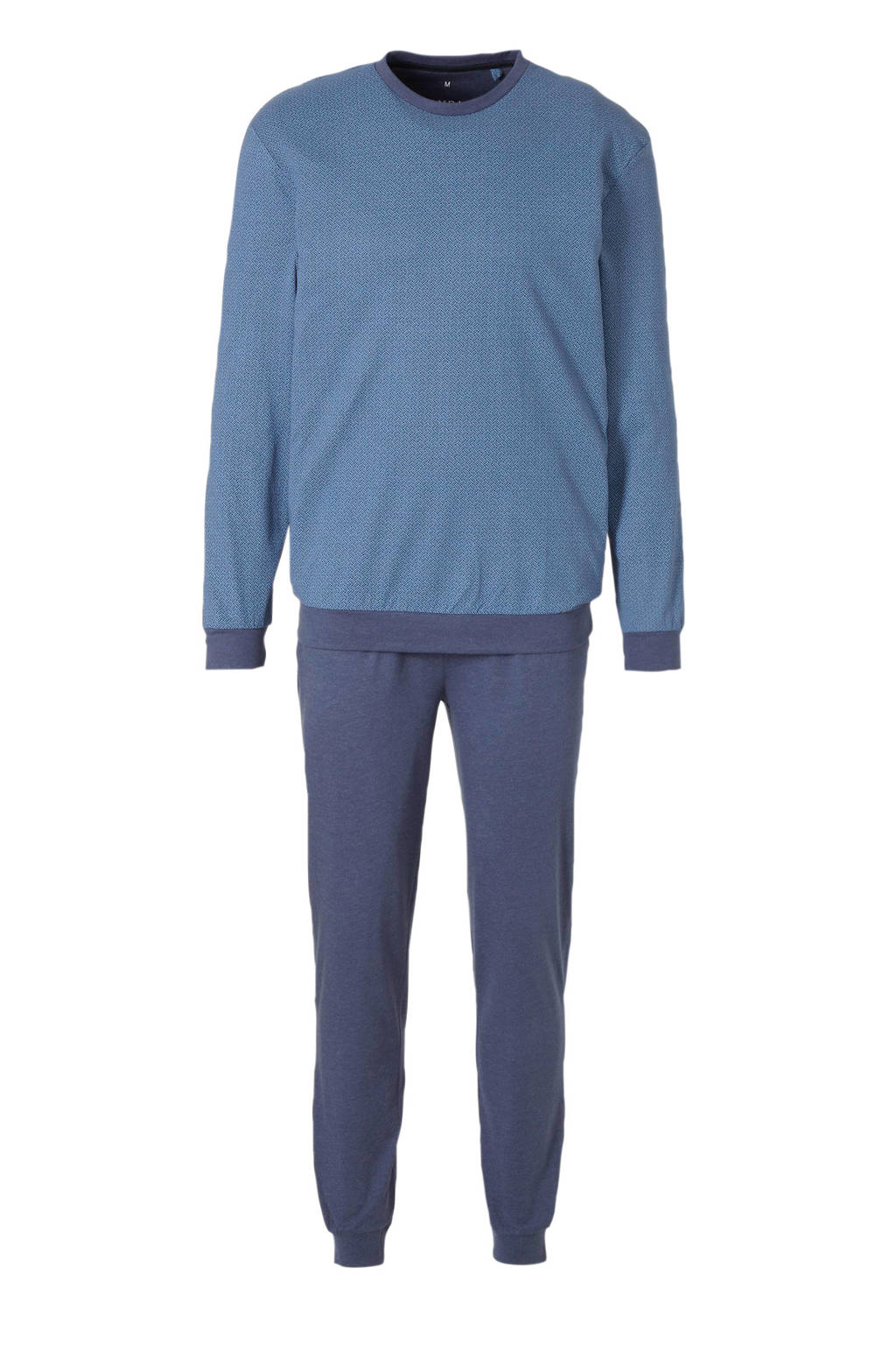 C&A Canda pyjama blauw, Blauw
