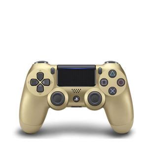 Wireless DualShock 4 V2 controller goud