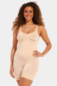 MAGIC Bodyfashion corrigerende bodysuit Low Back beige, Beige