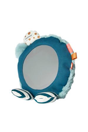 vloer spiegel blauw