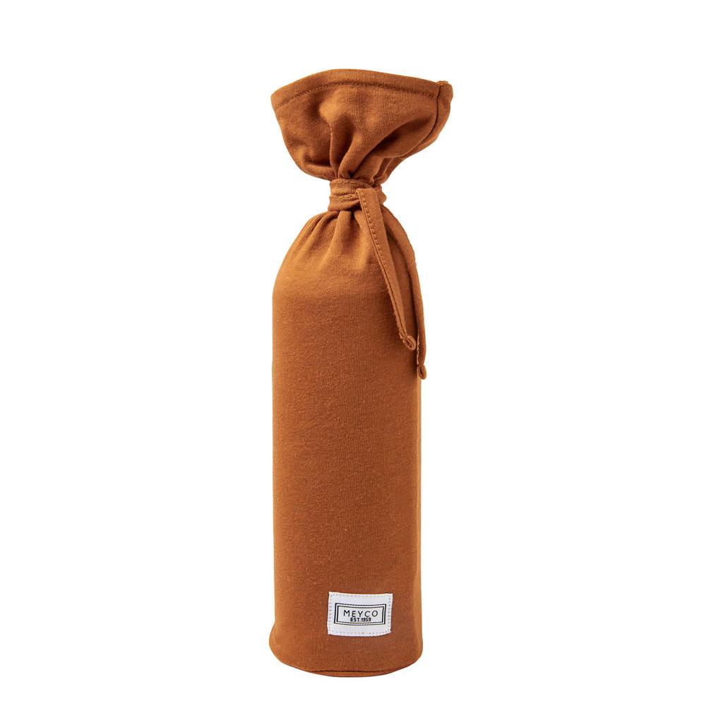 Meyco kruikenzak Basic jersey camel, Camel