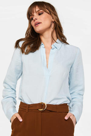 blouse blue bell