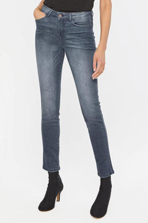 straight fit jeans grey blue denim