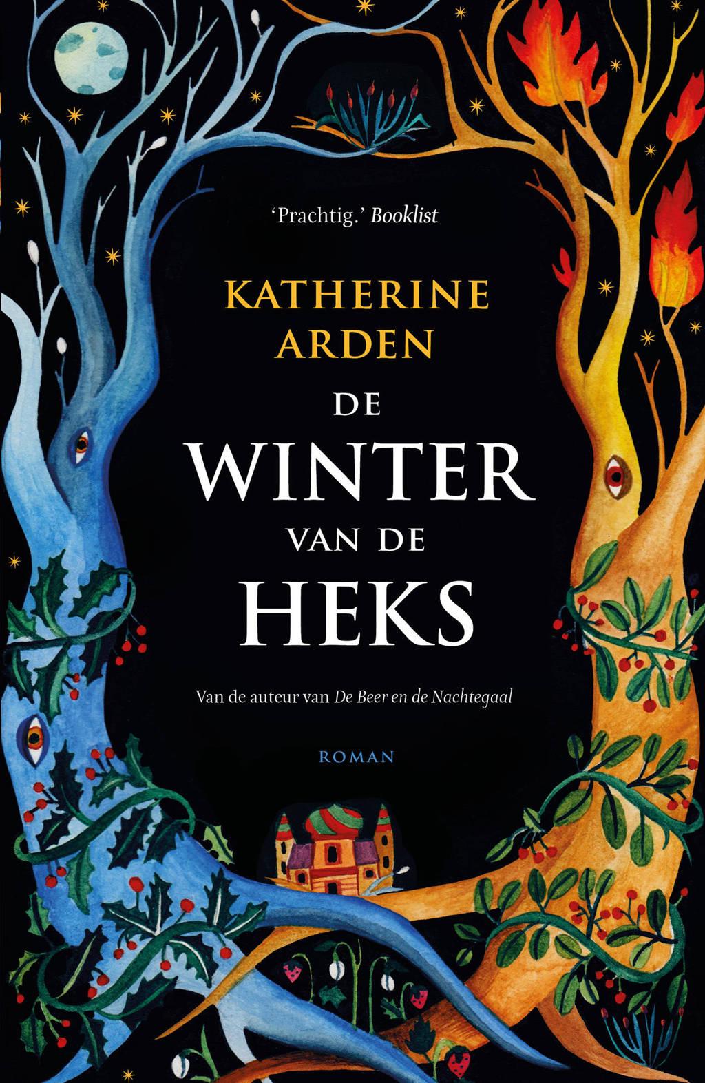 Winternacht: De winter van de heks - Katherine Arden