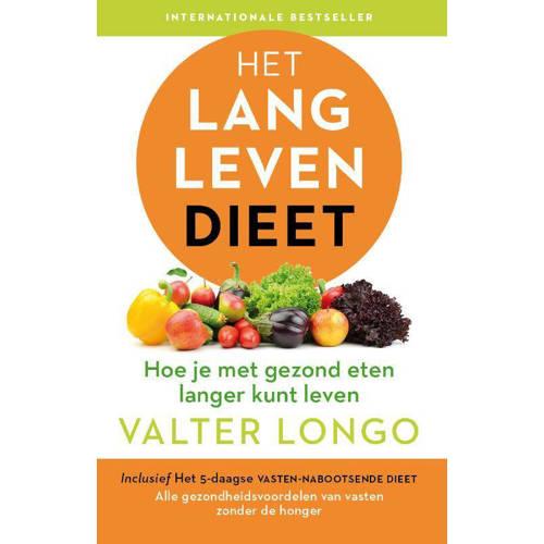 Het langlevendieet - Valter Longo